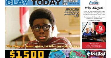 Entertainment Guide 9/16-22 – Clay Today Online
