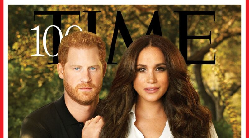 Harry and Meghan featured on Time 100 influencer list – Reuters