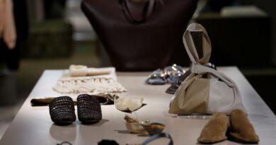 East European designers sashay onto the catwalks of high fashion – Reuters