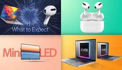 Top Stories: Apple Event Announced, M1X MacBook Pro Rumors, Apple Watch Series 7 Launch – MacRumors